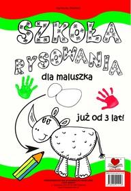 Szkoła rysowania dla maluszka