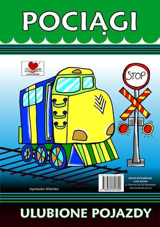 Pociągi. Ulubione pojazdy (1)