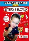 Elementarz 4-7 lat. Litery i słowa (1)