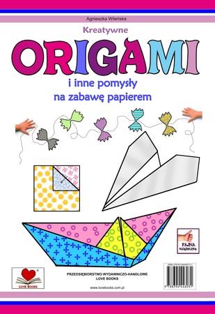 Kreatywne origami i inne pomysły na zabawę papierem (1)