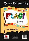Czas z książeczką. Flagi świata z naklejkami (1)